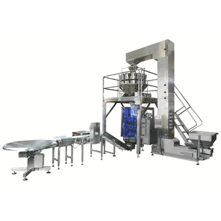 FULL AUTOMATIC COMPLETE PACKING LINE